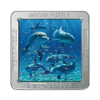 "3D Magnetpusle ""Delfiinid"""