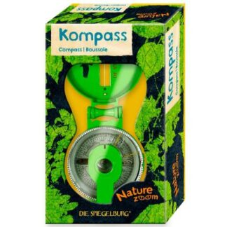 Metallist kompass Nature