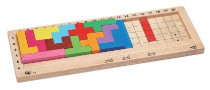 """Nuputamismäng """"Tetris"""""""