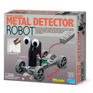 Robot Metallidetektor
