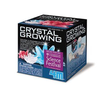 Kristallikasvatus
