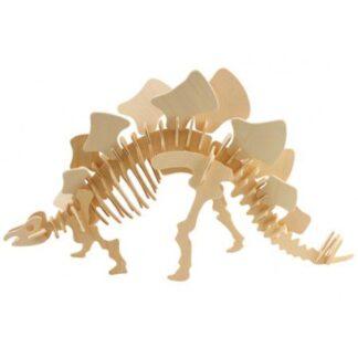 """3D pusle """"Stegosaurus"""""""