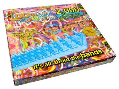 LoomBands Komplekt 2000tk