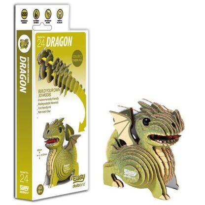 "3D mudel ""Draakon"""