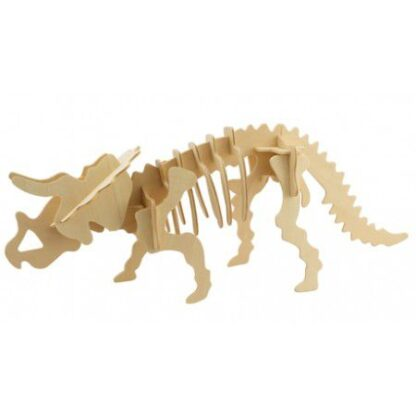 "3D pusle ""Triceratops"""