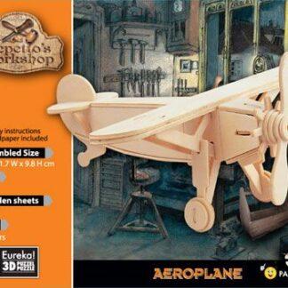 """3D pusle """"Aeroplaan"""""""