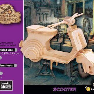 "3D pusle ""Motoroller"""