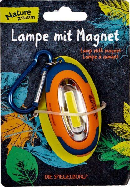 Lamp-võtmehoidja magnetiga