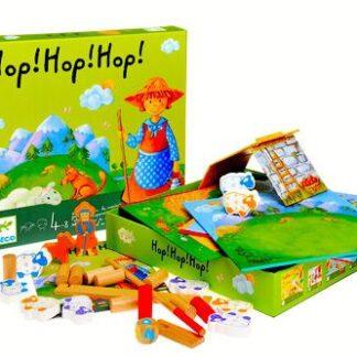 Koostöömäng Hop! Hop! Hop!