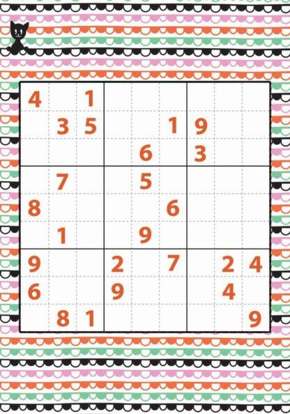 """Minimäng """"Sudoku"""""""