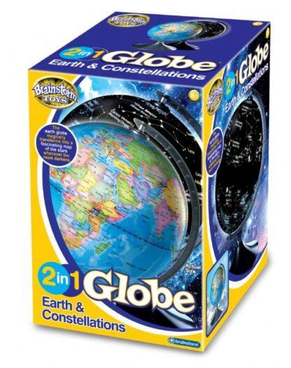 Gloobus Maa ja tähtkujud