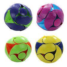 Viskamisel värvi muutev pall