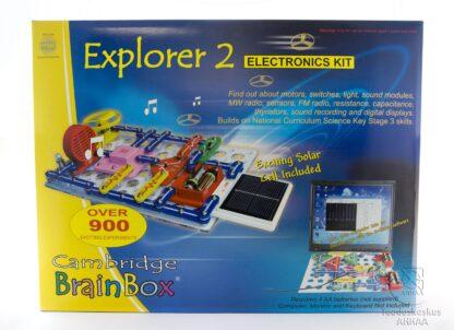 Elektroonikakomplekt Explorer 2