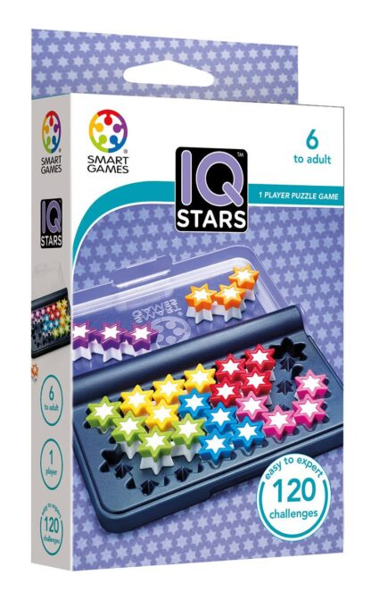 """Loogikamäng """"IQ Stars"""""""