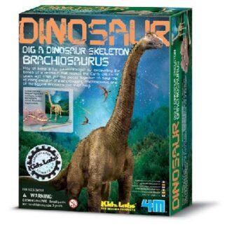 """Väljakaevamiskomplekt """"Brahhiosaurus"""""""