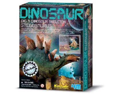 """Väljakaevamiskomplekt """"Stegosaurus"""""""