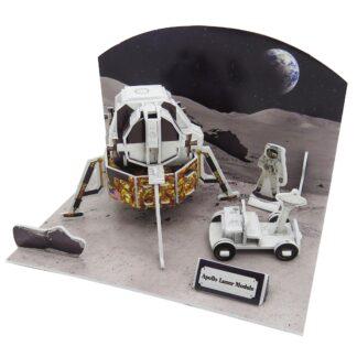 """3D Pusle """"Apollo Lunar Module"""""""