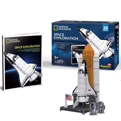 "3D pusle National Geographic ""Kosmoseuurimine"""