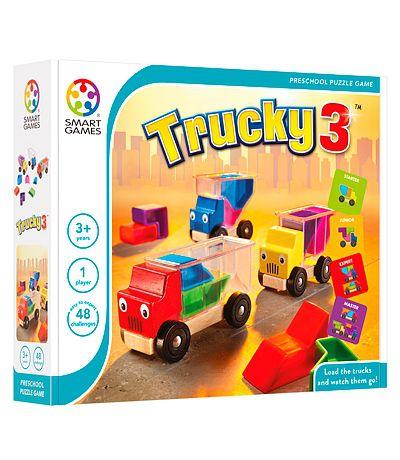 Lauamäng Trucky3