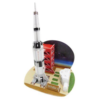 """3D pusle """"Saturn V"""""""