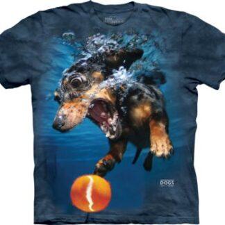 "T-särk ""Sukelduv koer"""