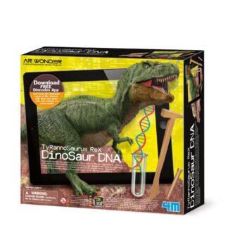 "Väljakaevamiskomplekt ""Türannosauruse DNA"""