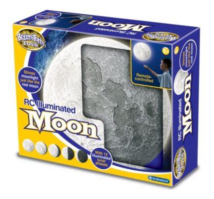 Valgustusega Kuu (puldiga juhitav)