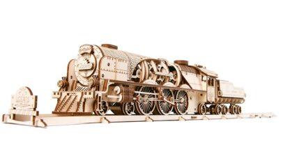 "Mehaaniline mudel ""Auruvedur"""