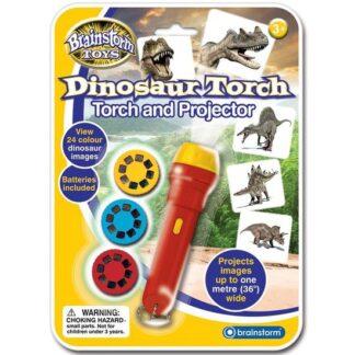 """Taskulamp-projektor """"Dinosaurused"""""""