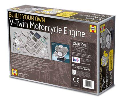 Kokkupandav mootorratta mootor
