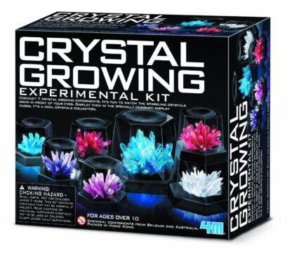 Kristallide kasvatamise komplekt