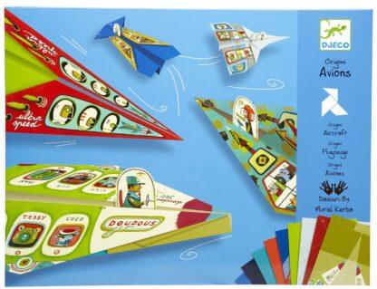 Origami Lennukimudelid