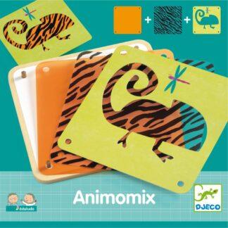 "Lauamäng ""Animomix"""