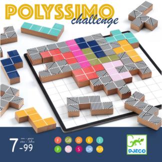 """Osavusmäng """"Polyssimo väljakutse"""""""
