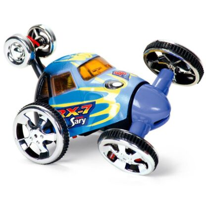 """Puldiga juhitav akrobaat-auto """"Spinster"""""""