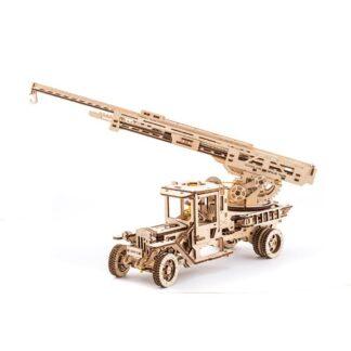 """Mehaaniline mudel """"Tuletõrjeauto"""""""