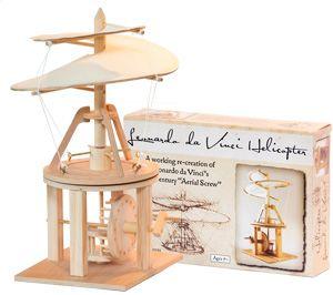 Leonardo da Vinci Õhukruvi