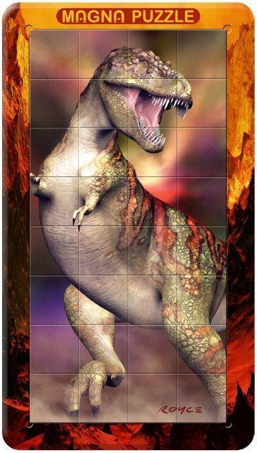 Magnetpusle T-Rex