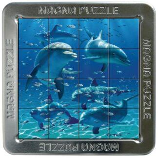 Magnetpusle Delfiinid