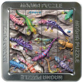 Magnetpusle Sisalikud