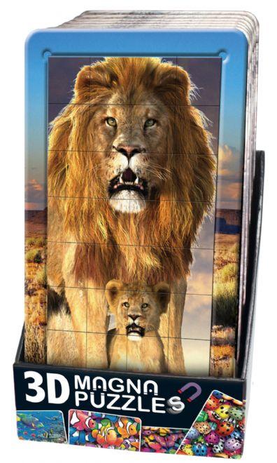 Magnetpusle Lõvi