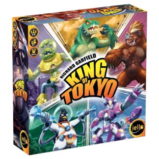 "Lauamäng ""King of Tokyo"""