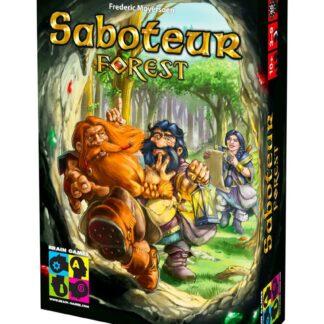 """Lauamäng """"Saboteur Forest"""""""