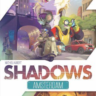 """Lauamäng """"Shadows: Amstedam"""""""