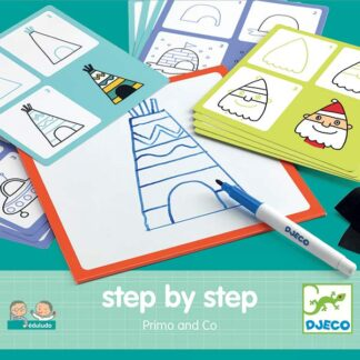 Samm-sammult joonistamine Primo