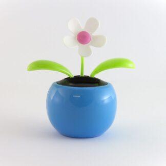 Päikesepatareiga liikuv lill