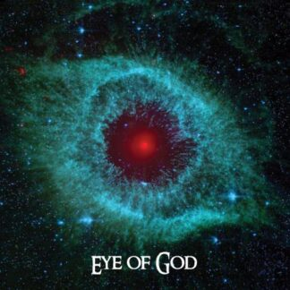 "3D magnet ""Eye of God"""