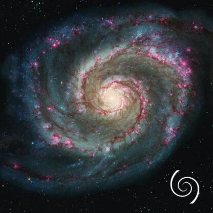 """3D magnet """"Galaktika"""""""