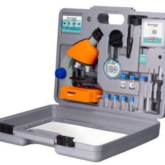 Mikroskoop kohvris