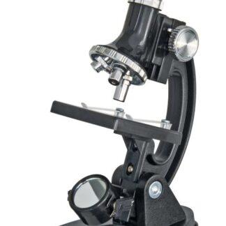 Mikroskoop kohvris 300x - 1200x